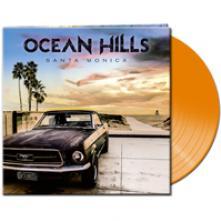 OCEAN HILLS  - VINYL SANTA MONICA (..