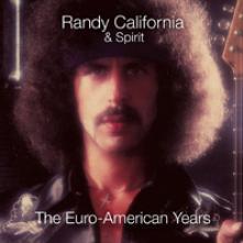 CALIFORNIA RANDY & SPIRI  - 6xCD EURO-AMERI.. -CLAMSHEL-