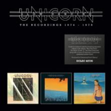UNICORN  - 4xCD SLOW DANCING ~ ..
