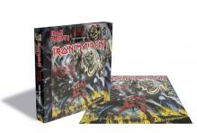 IRON MAIDEN  - PUZ THE NUMBER OF TH..