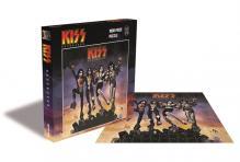 KISS  - PUZ DESTROYER (1000 PIECE JIGSAW PUZZLE)