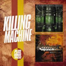 KILLING MACHINE  - CD+DVD KILLING MACHINE / METALMORPHOSIS