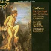 BEETHOVEN LUDWIG VAN  - CD DIE GESCHOPFE