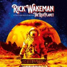 RICK WAKEMAN  - CD THE RED PLANET
