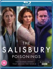 TV SERIES  - BRD SALISBURY POISONINGS [BLURAY]