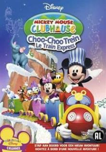 ANIMATION  - DVD MICKEY MOUSE CLUBHOUSE..