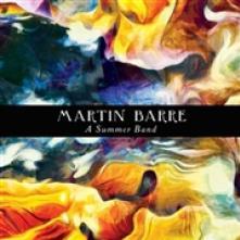 BARRE MARTIN  - CD SUMMER BAND