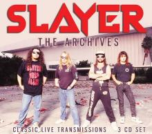 SLAYER  - 3xCD THE ARCHIVES (3CD)