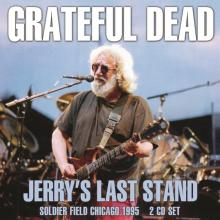 GRATEFUL DEAD  - CD+DVD JERRY'S LAST STAND (2CD)
