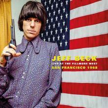 JEFF BECK  - VINYL LIVE AT THE FI..