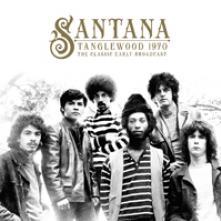 SANTANA  - 2xVINYL TANGLEWOOD 1970 [VINYL]