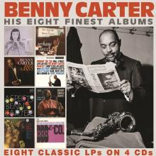 BENNY CARTER  - 4xCD HIS EIGHT FINEST (4CD)