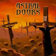 ASTRAL DOORS  - VINYL OF THE SON AND..