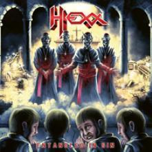 HEXX  - VINYL ENTANGLED IN S..