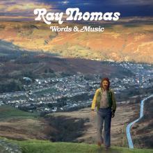 RAY THOMAS  - CD+DVD WORDS & MUSIC..