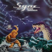 SYAR  - CD+DVD DEATH BEFORE DISHONOUR