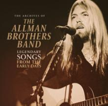 ALLMAN BROTHERS BAND  - VINYL THE ARCHIVES O..