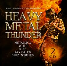 VARIOUS  - CD+DVD HEAVY METAL THUNDER (2CD)
