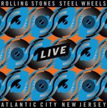 ROLLING STONES  - VINYL STEEL WHEELS LIVE 4LP [VINYL]