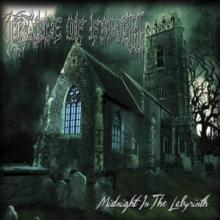 CRADLE OF FILTH  - 2xCD MIDNIGHT IN THE LABYRINTH