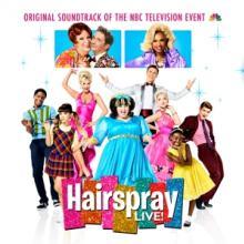 MUSICAL  - CD HAIRSPRAY LIVE!