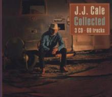 CALE J.J.  - 3xCD COLLECTED