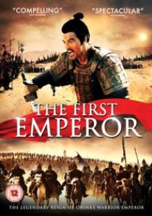 DOCUMENTARY  - DVD FIRST EMPEROR