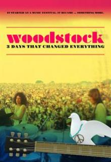 DOCUMENTARY  - DVD WOODSTOCK