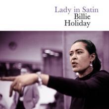 HOLIDAY BILLIE  - VINYL LADY IN SATIN -HQ- [VINYL]