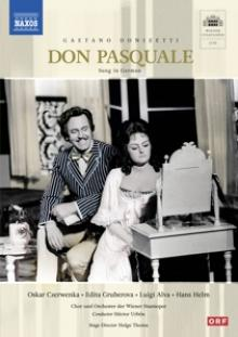 GAETANO DONIZETTI (1797-1848)  - DVD DON PASQUALE (IN DEUTSCHER SPRACHE)