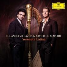 VILLAZON ROLANDO  - CD SERENATA LATINA