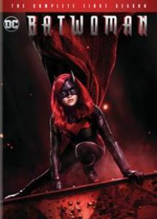 MOVIE  - DVD BATWOMAN S1