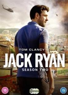 MOVIE  - DVD JACK RYAN SEASON 2