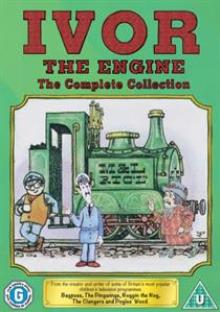 ANIMATION  - DVD IVOR THE ENGINE: THE..
