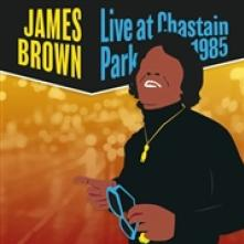 BROWN JAMES  - 2xVINYL LIVE AT CHAS..