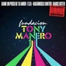 FUNDACION TONY MANERO  - CD V.I.D. -EP-