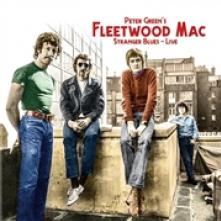PETER GREEN'S FLEETWOOD..  - 4xCD STRANGER BLUES - LIVE