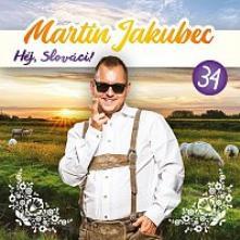 JAKUBEC M.  - CD 34. HEJ, SLOVACI!