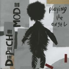 DEPECHE MODE  - CD PLAYING THE ANGEL