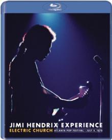 HENDRIX JIMI  - BRD ELECTRIC CHURCH [BLURAY]