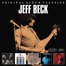 BECK JEFF  - 5xCD ORIGINAL ALBUM CLASSICS3