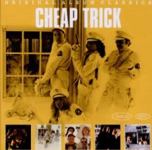 CHEAP TRICK  - 5xCD ORIGINAL ALBUM CLASSICS