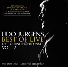 UDO JURGENS  - 2xCD BEST OF LIVE - ..