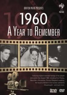 DOCUMENTARY  - DVD YEAR TO REMEMBER: 1960