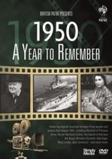 DOCUMENTARY  - DVD YEAR TO REMEMBER: 1950