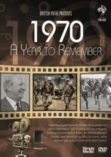 DOCUMENTARY  - DVD YEAR TO REMEMBER: 1970