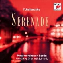 PETER ILJITSCH TSCHAIKOWSKY (1  - CD SERENADE FĂĽR STREICHER OP.48