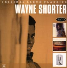 SHORTER WAYNE  - 3xCD ORIGINAL ALBUM CLASSICS