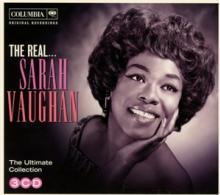 VAUGHAN SARAH  - CD THE REAL... SARAH VAUGHAN