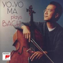 MA YO-YO  - CD YO-YO MA PLAYS BACH